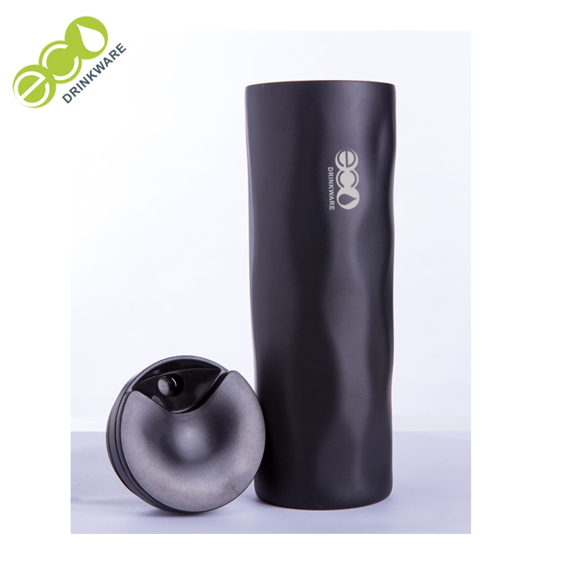 No Minimum Eco-friendly stainless steel thermos vacuum flasks With magnet Lid