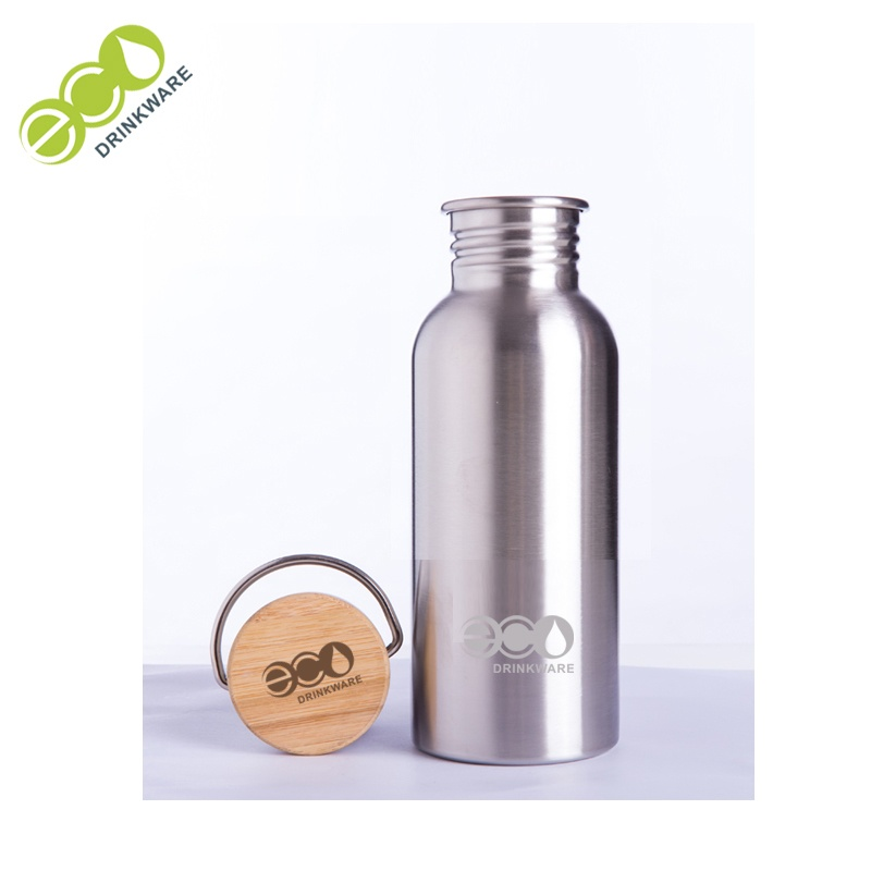 In stock No minimum Eco-friendly sport stainless steel water bottle