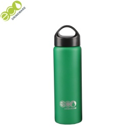 600ml Customized 304 Stainless Steel Double Wall Thermo Bottle