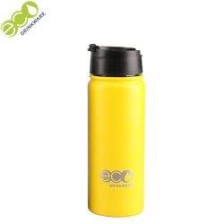 Wholesale Double Wall Insulated Vacuum Flask Thermos Water Bottle